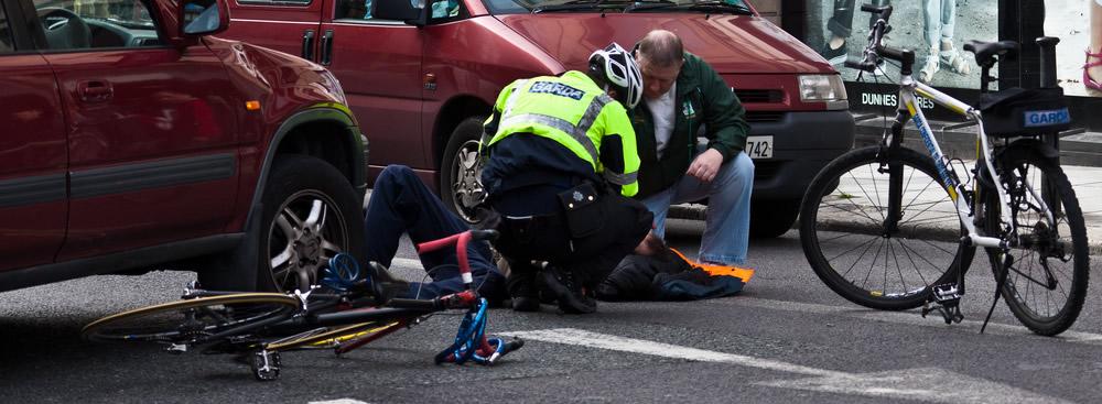 Accident de bicicleta